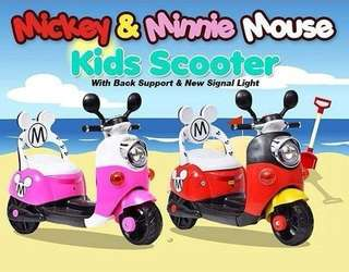 Mickey Scooter