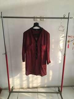 Bedo Femme Red Top (L)
