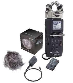 Zoom h5 recorder 錄音機