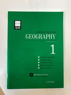 Sec one geography