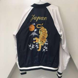 H&M Divided Japan Bomber Jacket