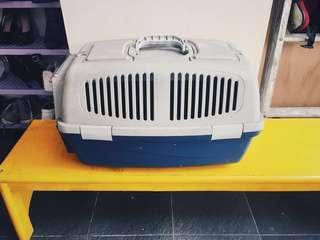 Kandang anjing portable (Portable Dog Cage)