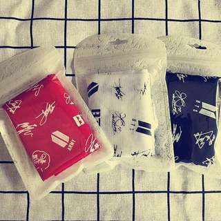 BTS Cotton Hip Hop Headband / Bandana