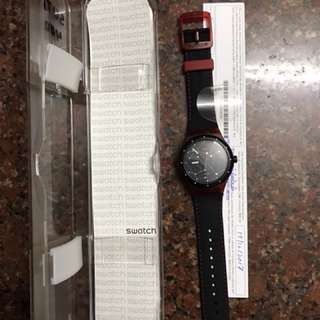 Swatch Sistem Red Watch Automatic