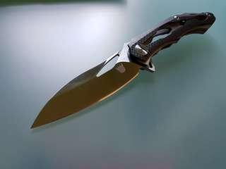Decepticon 2 knife. Clone