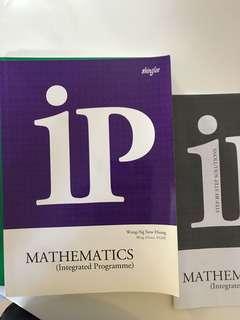 ip maths (Sec one)