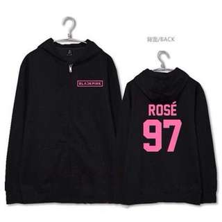 BLACKPINK Zipper / Hoodie / Jacket / Sweater
