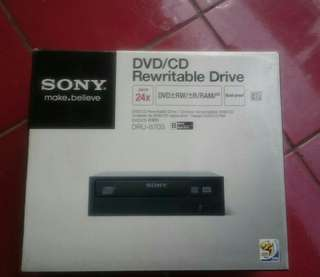 DVD Power Computer / DVD Komputer SONY