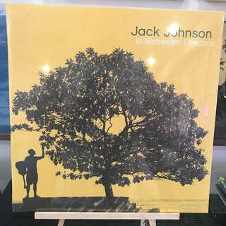 🚚 Jack Johnson Vinyl Record LP