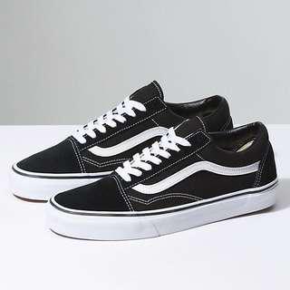 🚚 Vans Old Skool Classic - Black