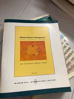 Human resource management 5th edition