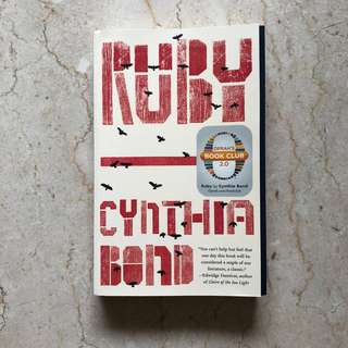 Brand New Ruby by Cynthia Bond