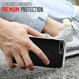PREMIUM SHOCKPROOF SOFT CASE (IPHONE 7/8 CASE)