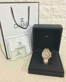 Channel watch diameter 38 mm