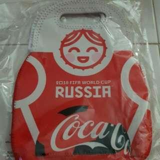 BNIP FIFA COKE COLA Cooler Bag