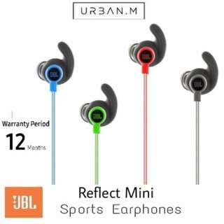 JBL Reflect Mini Sports Earphones