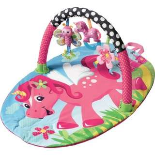 Infantino playmat (pink unicorn)