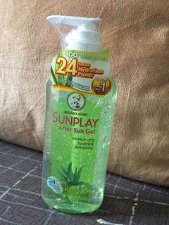 Free NM!! (UP:$.10.90)Sunplay Aloe Vera Soothing Gel 200ml