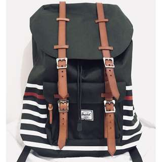 Herschel Little America Forest Night Offset