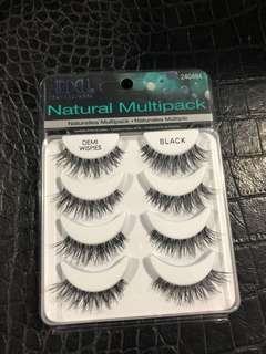 Ardell Natural Multipack False Eyelashes Demi Wispies