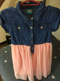 Girls dress (8y)
