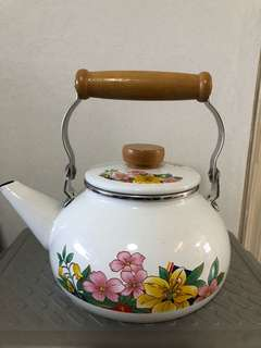 Collectible Kettle