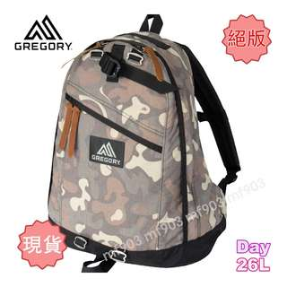 最平行貨 Gregory Day Pack 26L Mojave Camo 經典背包 潮流背囊  戶外行山迷彩旅行袋