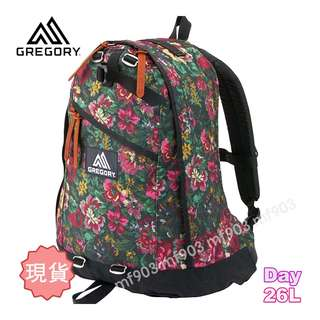 最平行貨 Gregory Day Pack 26L Garden Tapestry 綠花 Classic Backpack 經典潮流書包 旅行袋