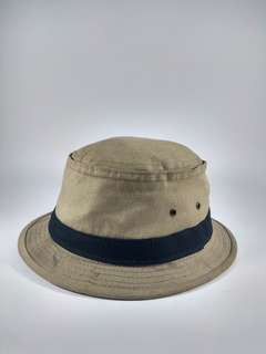 New York hat cotton stingy pork pie hat