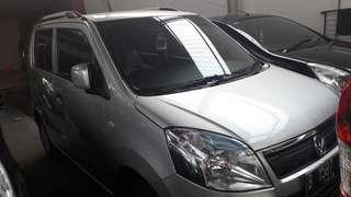 Suzuki karimun wagon R 2014 manual silver Dp hanya 7jt