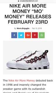 """Nike """"MO MONEY"""" Original"""