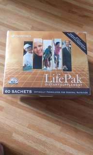 Lifepak supplement (60Packets) Nuskin