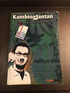 Kambing Jantan - Raditya Dhika