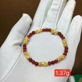 24 K HK Gold Piyao