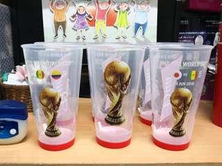 2018 FIFA WORLD CUP 現場飲料杯