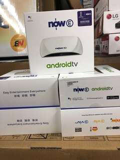 Now e Android Tv box 睇世界盃