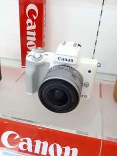 Kamera Canon Eos M50 New Mirrorles (Kredit TANPA CC)