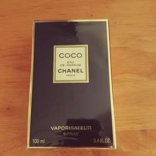 正版 Chanel 香水 COCO Eau de Parfum 100ml(3.4OZ) 大容量 Authentic Perfume