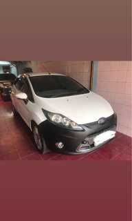 Ford Fiesta 1.6 Type S A.T