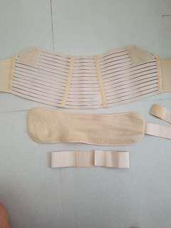 3M Nexcare maternity support belt size M