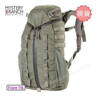 最平 美國戶外品牌 Mystery Ranch Foliage Front 19L Backpack 經典灰狼背包 潮流書包 軍事旅行袋