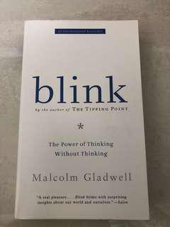 Blink - Malcolm Gladwell