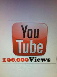 YouTube video clips