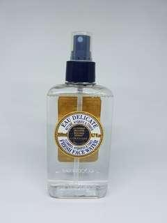 L'occitane eau Delicate Fresh Face Water Cleanses, Hydrates, Tones 200ml