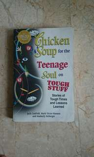 Chicken soup for teenage soul