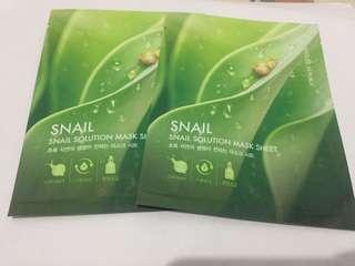 Nature Republik Sheet Mask Snail