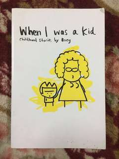 When I Was A Kid by Boey (Set)