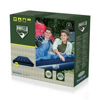 Best way single air bed