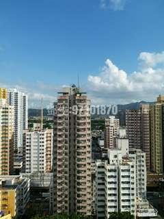 元朗市中心聯昇樓3房高層連平台售$680萬