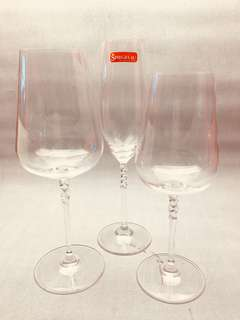 Spiegelau JCL Limited Edition Crystal Glasses